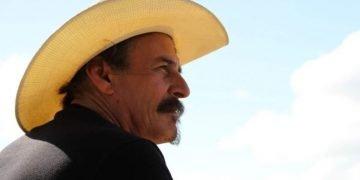 """Felito Lahera as Carlos Manuel de Céspedes in Cuban film """"El Mayor."""" Photo: Daniel Romero's Facebook."""