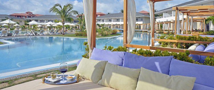Hotel Paradisus Río de Oro, managed by Meliá Hotels International in Holguín, in eastern Cuba. Photo: Meliá/Archive.