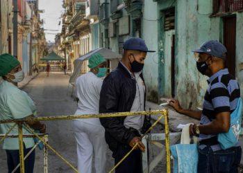 Quarentine in Havana