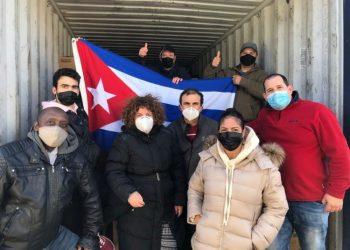 Juan Gualberto Gómez Association of Cuban Residents in Toronto solidarity
