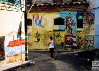 Havana, 2021. Photo: Otmaro Rodríguez