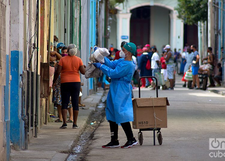 Cuba reports three deaths from coronavirus, 816 infections and 827 discharges this Wednesday