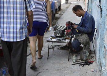 Work in Cuba