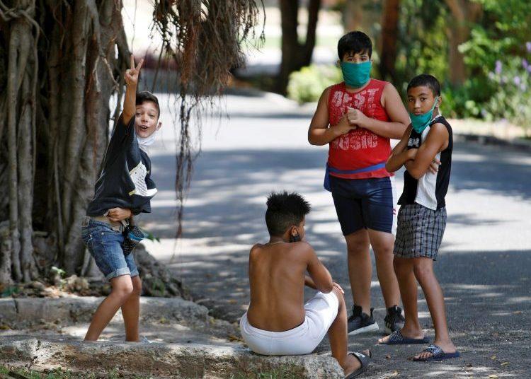 Cuba starts vaccine trials in minors