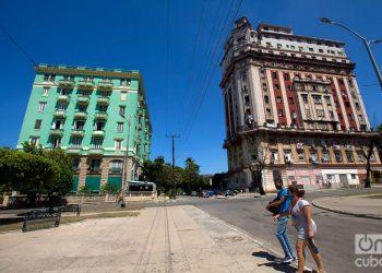 Presidentes Avenue. Photo: Otmaro Rodríguez