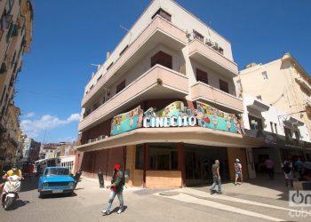 Cinecito movie theater. Photo: Otmaro Rodríguez