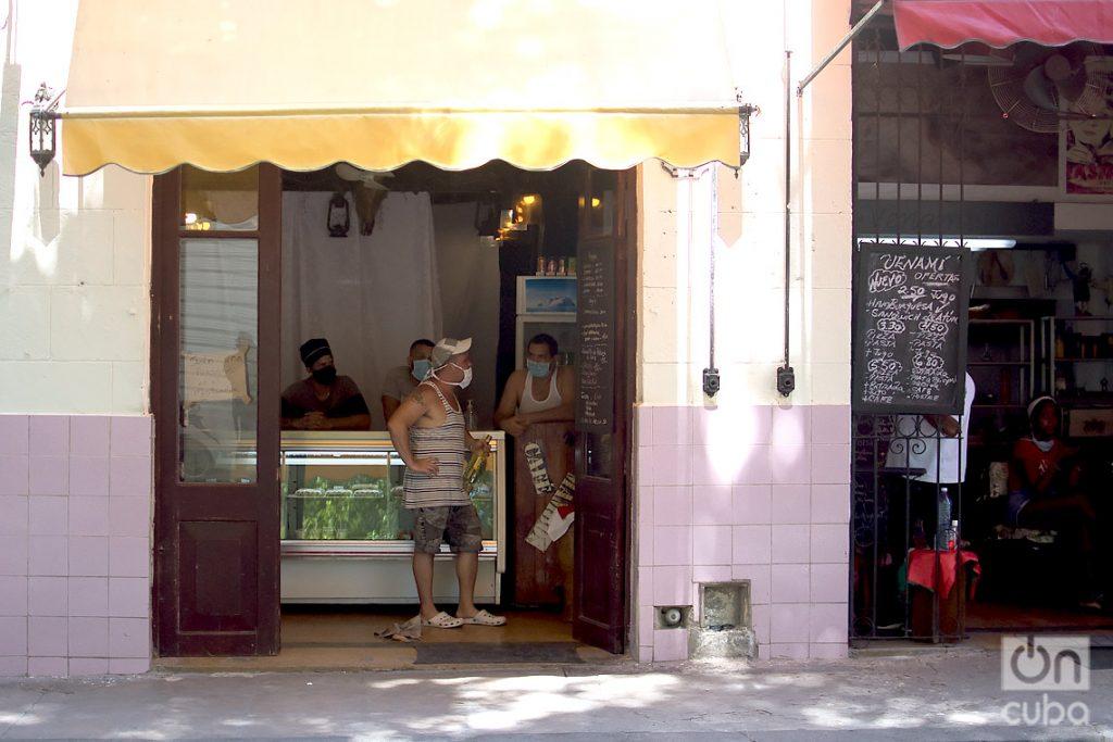 Commerce in Havana