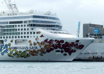 Norwegian Cruise in Havana