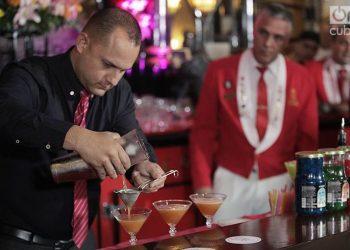 Cuban cocktail