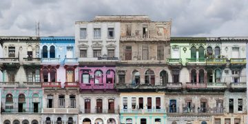 Hotel Habana, work in NFT by Gabriel Guerra Bianchini.