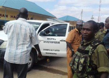 Cuban doctors kidnapped in Kenya