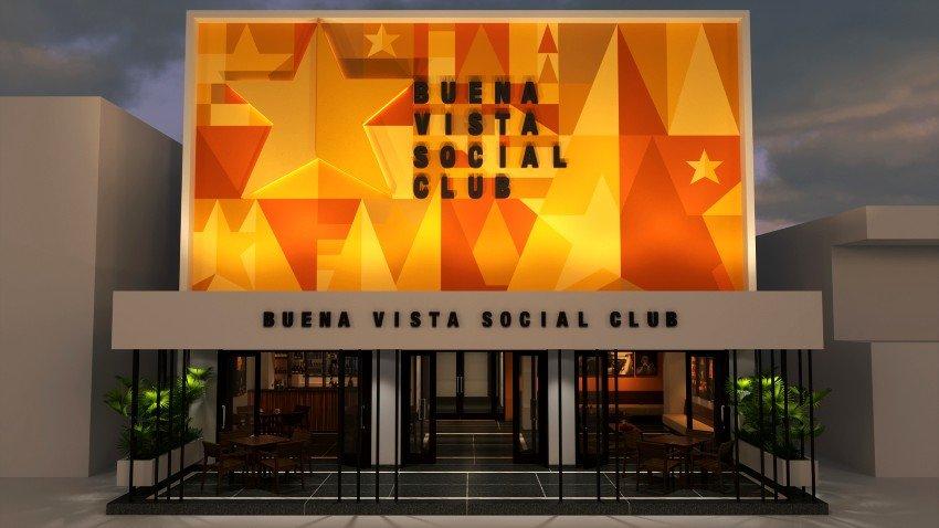 Buena Vista social club project.