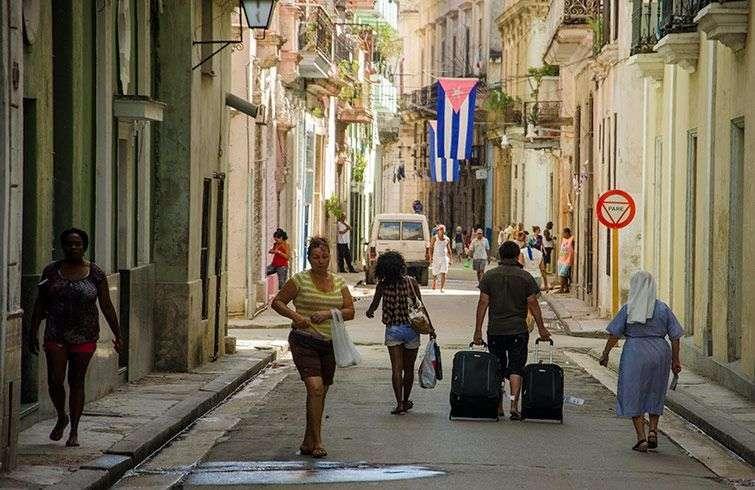 """Con los cambios económicos """"se generan mayores desigualdades pero también mayores oportunidades para impulsar a los grupos que están en situación de desventaja"""" / Foto: Alain L. Gutiérrez."""