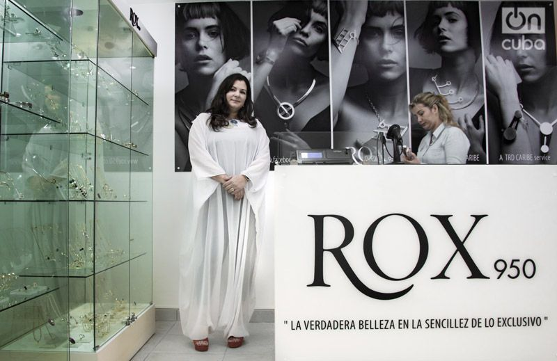 Estudio taller de Rox. Foto: Antonio Hernández.