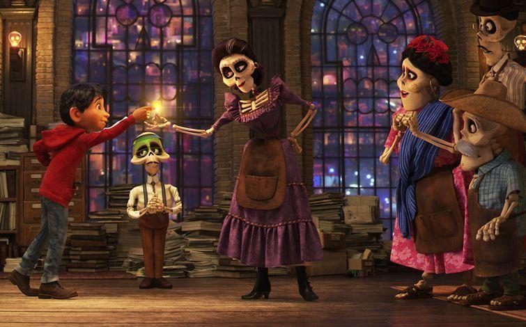 Foto: Disney/Pixar/AP