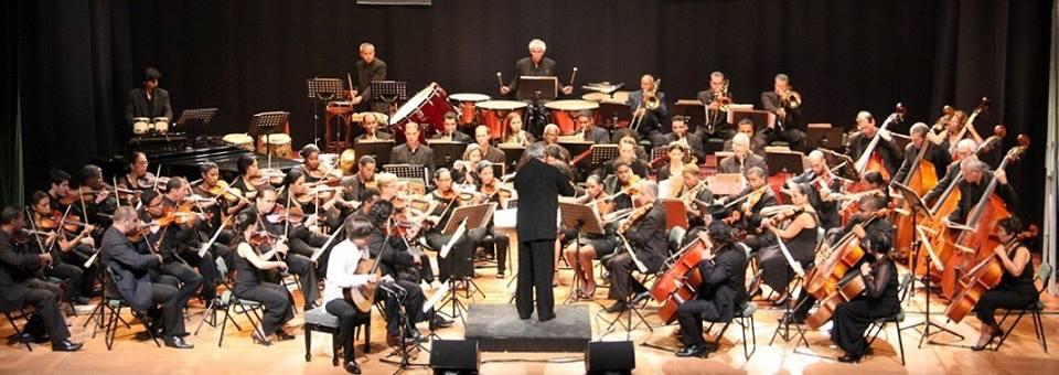 Orquesta Sinfónica Nacional de Cuba. Foto: Instituto Cubano de la Música.