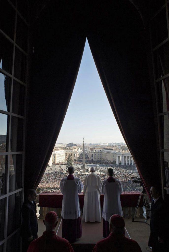 Foto: EFE/EPA/L'Osservatore Romano.