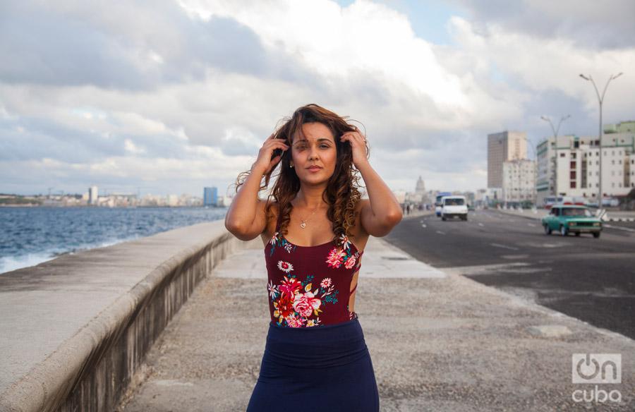 Camila Arteche. Foto: Claudio Pelaez Sordo.