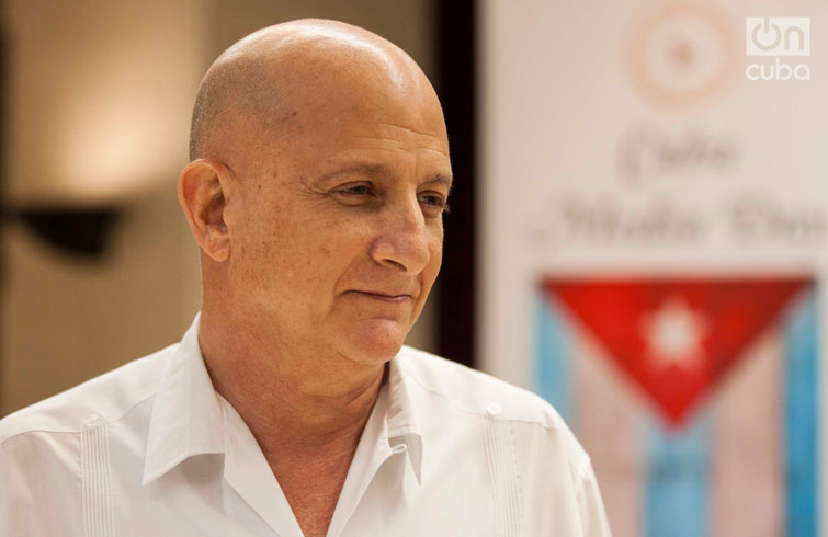 José Bisbé. Foto. Claudio Pelaez Sordo.