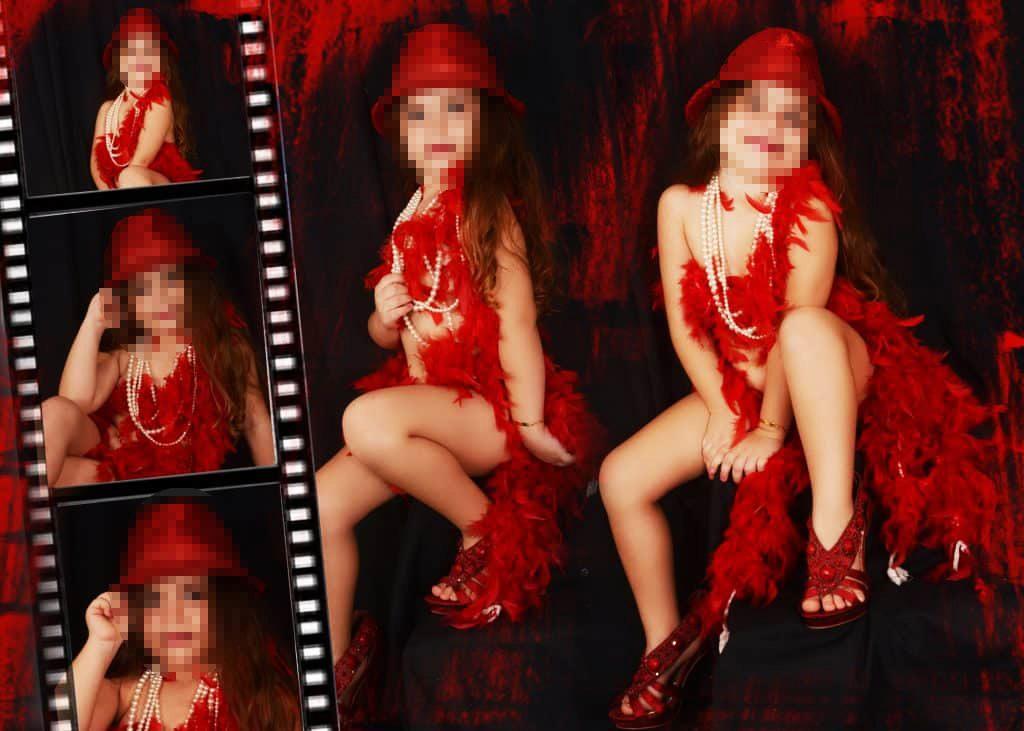 Una de las fotografìas que integran las colecciones de pequeños de 5 años. Foto: cortesía de Yanisleidys Montejo vía El Toque.