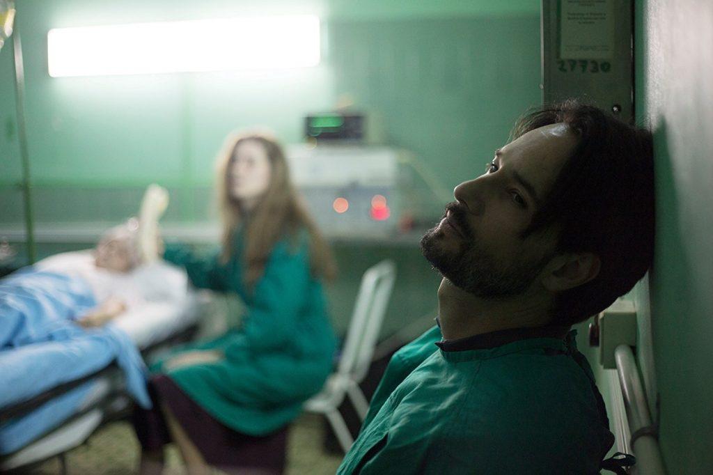 El filme es protagonizado por el brasileño Rodrigo Santoro e inspirada en hechos reales.