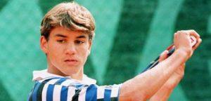 Roger de joven. Foto: puntodebreak.com.