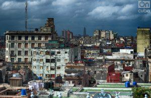 La Habana desde arriba. Foto: Otmaro Rodríguez.