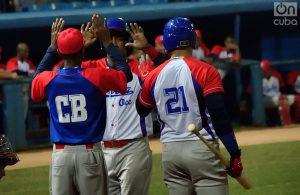 El balance del tope para las dos escuadras cubanas fue de ocho victorias, con dos empates y dos derrotas. Foto: Otmaro Rodríguez.