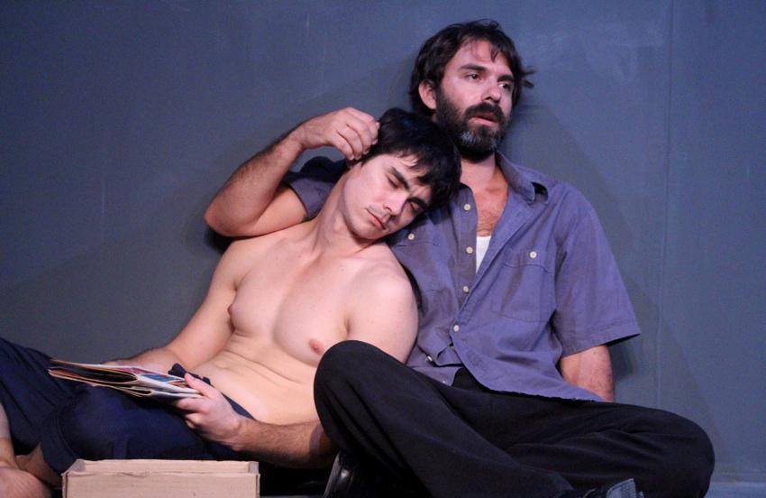 """Diez Milllones"", de Argos Teatro. Foto: Manolo Garriga."