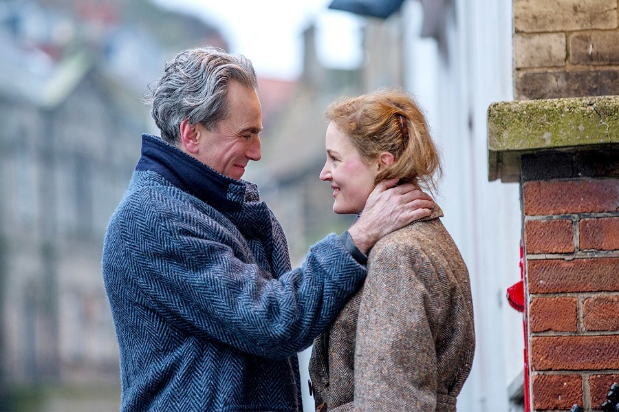 """Phantom Thread"". Toma: Cortesía de Focus Features vía Vanity Fair."