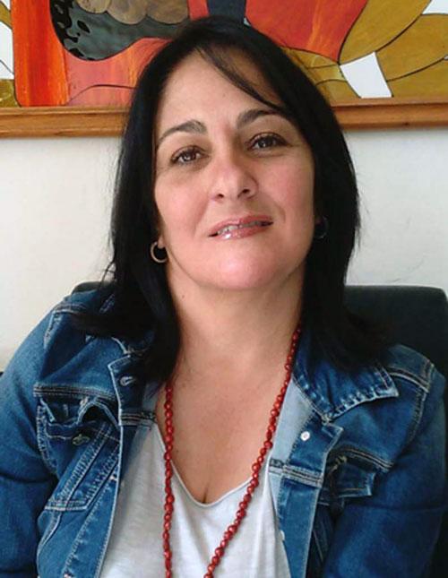 Mariela Bejerano. Foto: Andy Jorge / Granma.