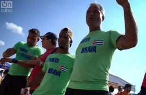 Compitieron casi 100 equipos. Foto: Otmaro Rodríguez.