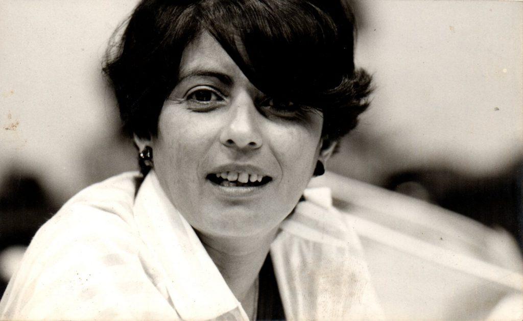 Rebeca Chávez. Foto: Ekko von Schwichow.