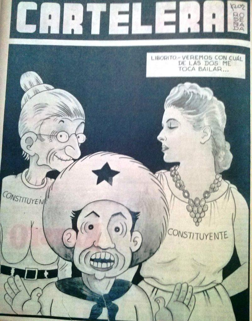 Acerca de la Constituyente, 1939.