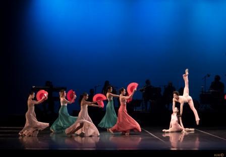 """Latido"". Foto: Cortesía Lizt Alfonso Dance Cuba."