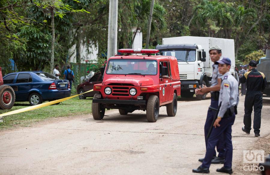 La mayoría de los pasajeros eran cubanos, excepto cinco extranjeros y la tripulación. Foto: Claudio Pelaez Sordo.