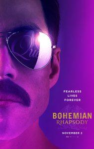Póster de Bohemian Rhapsody. Foto: espinof.com