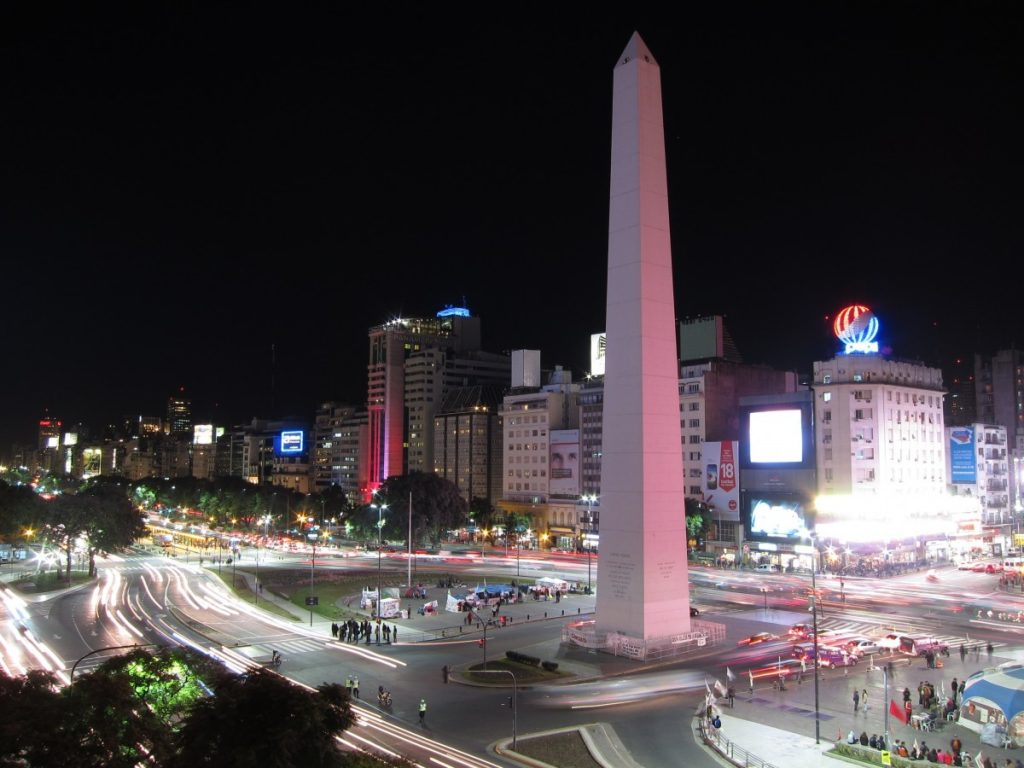 Buenos Aires, Argentina. Foto: Pxhere.