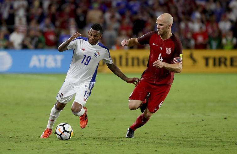 Panamá logró su primera clasificación a un Mundial y dejó en la cuneta a Estados Unidos. Foto: El Mundo.