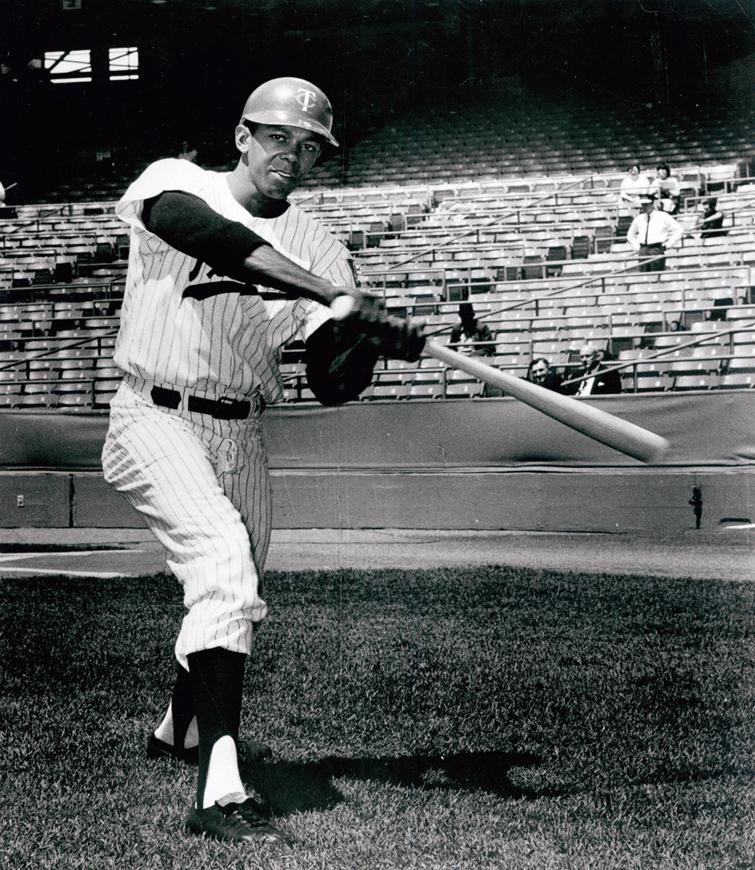 Tony Oliva. Foto: baseballhall.org
