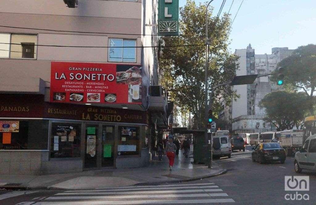 La Sonetto. Foto: G. J. Rojas.