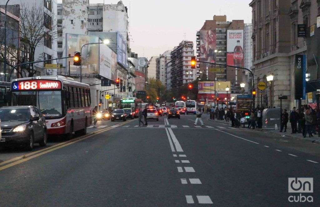 Once, Buenos Aires. Foto: G. J. Rojas.