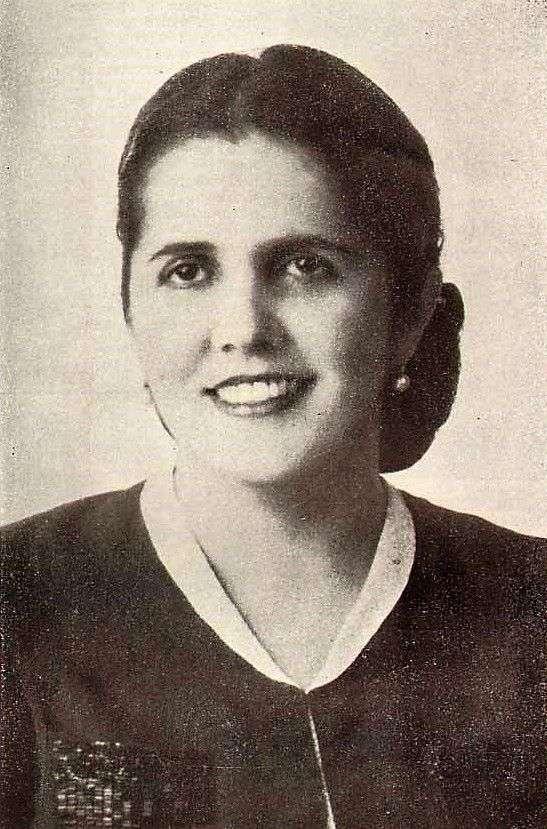 Todavía muchos se preguntan si Carmelina Arechabala fue la del refrán… Foto: Archivos de Bohemia.