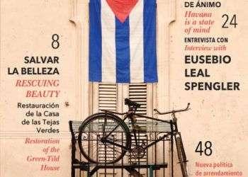 Revista OnCuba edición no 9 noviembre de 2012