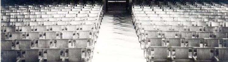 En la foto, desaparecido Cine Atlante de la Orotava.