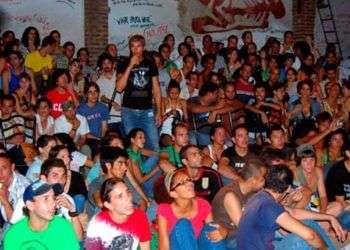 El Mejunje, un lugar donde se habla el lenguaje de la inclusión y diversidad . Foto: EFE