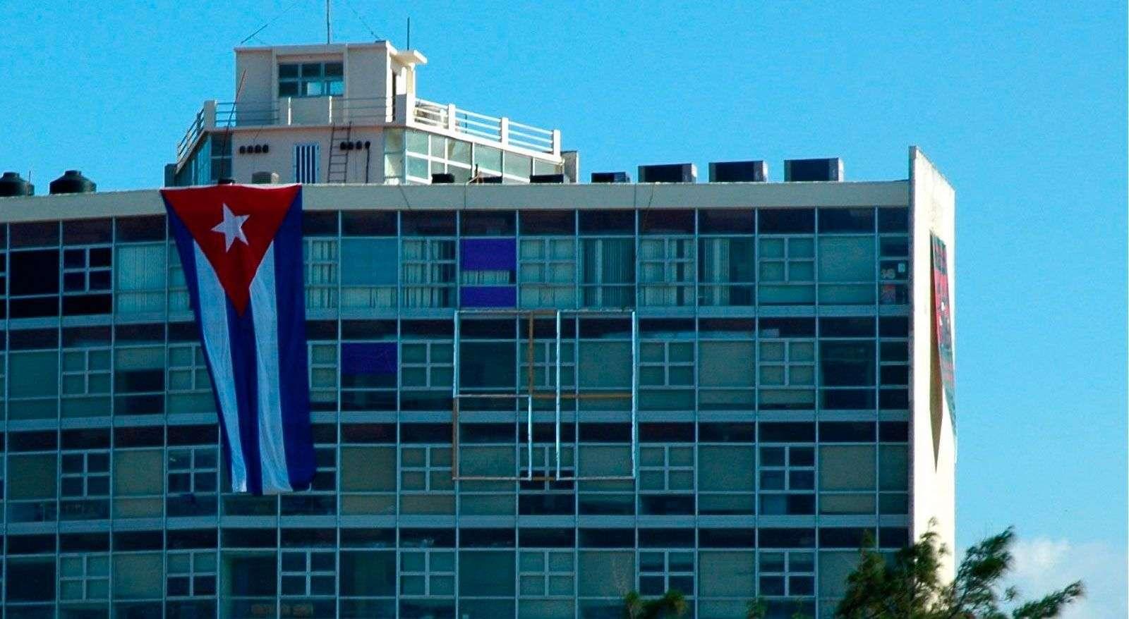 Edificio del Ministerio de Relaciones Exteriores de Cuba (Minrex) en La Habana. Foto: Archivo OnCuba.