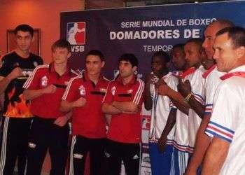 Al imponerse por segunda vez a sus oponentes, los Domadores cubanos, se clasificaron para la final en la que discutirán la corona. Foto: CubaSí.
