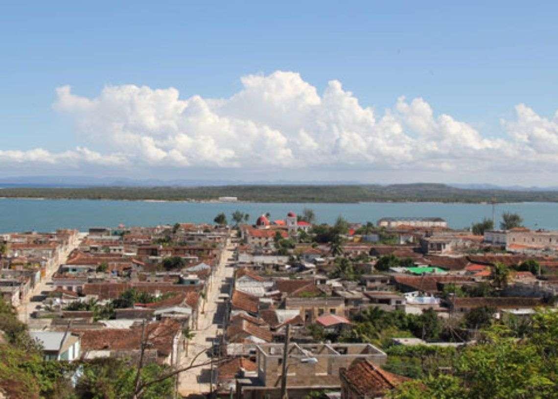 """(…) y, además, vienen acompañados de esta vista"""". Foto: KMVL/OnCuba"""