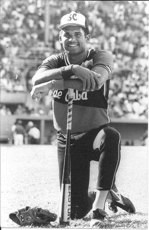 Orestes Kindelán. Foto: Archivo OnCuba.